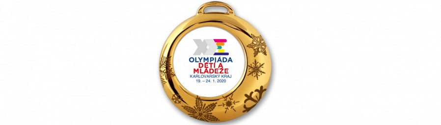 The medal of the ChildrenOlympics will be made of porcelain