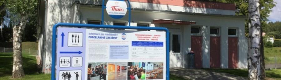Preventivní opatření Návštěvnická centra Thun