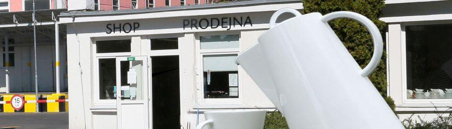 Announcement - store Ctiradova 1, Prague 4