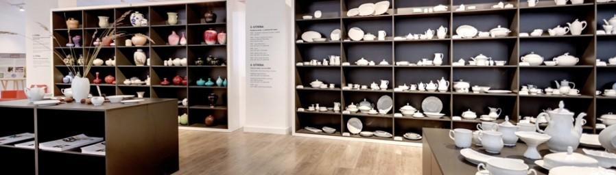 100 let výroby porcelánu v Nové Roli